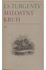 Turgenev: Milostný kruh : Povídky, 1969