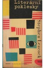 Leacock: Literární poklesky, 1963