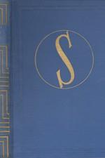 Vrba: Boží mlýny : Chodský román, 1937