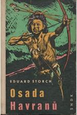 Štorch: Osada Havranů : Příběh z mladší doby kamenné, 1962