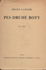 Langer: Pes druhé roty, 1935