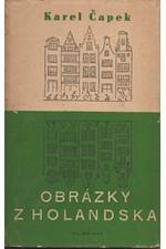 Čapek: Obrázky z Holandska, 1947