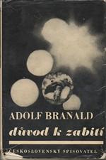 Branald: Důvod k zabití, 1969