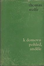 Wolfe: K domovu pohleď, anděle! : Příběh zasutého života, 1961
