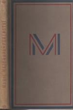 Majerová: Panenství : Historie děvčete, 1933