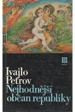 Petrov: Nejhodnější občan republiky, 1984
