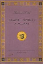 Světlá: Pražské povídky a romány, 1957