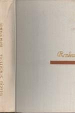 Schmitt: Rembrandt, 1969