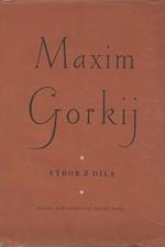 Gorkij: Výbor z díla, 1953