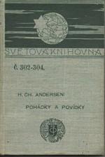 Andersen: Pohádky a povídky, svazek  1., 1902