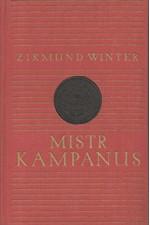 Winter: Mistr Kampanus : Historický obraz, 1940