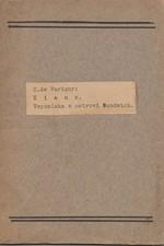 Varigny: Kiana. Vzpomínka z ostrovů Sandwichových, 1917
