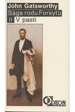 Galsworthy: Sága rodu Forsytů. Kniha 2, V pasti, 1991