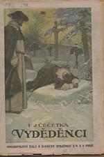 Čečetka: Vyděděnci : Román z doby pobělohorské, 1920
