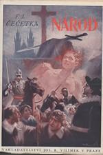 Čečetka: Národ : Historický román, 1938