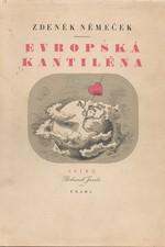 Němeček: Evropská kantiléna, 1946
