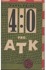 Pásek: 4:0 pro ATK, 1953