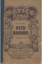 Čečetka: Petr Brandl, 1922