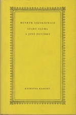 Sienkiewicz: Starý sluha a jiné povídky, 1975