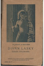 Maghribi: Divan lásky šerifa Solimana, 1924