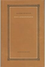 Balzac: Stati a korespondence, 1988