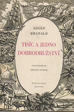 Branald: Tisíc a jedno dobrodružství, 1955
