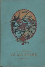 Čečetka: Ve lví stopě : Husitská trilogie, díl  2.: Sirotci, 1926