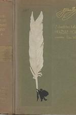 Herrmann: Z chudého kalamáře ; Pražské figurky ; Pan Melichar, 1930