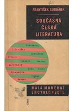 Buriánek: Současná česká literatura, 1960
