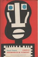 Čapek: Umění přírodních národů, 1957