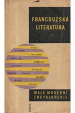 Fischer: Francouzská literatura : (Stručný nástin vývoje), 1960