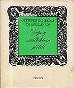 Gómez de Avellaneda: Dopisy sevillskému příteli, 1978