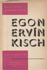 Utitz: Klasický žurnalista Egon Ervín Kisch, 1958