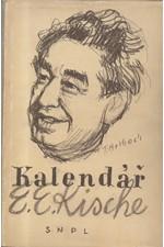 : Kalendář E. E. Kische, 1958
