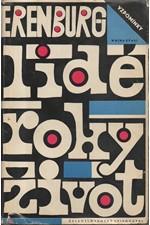 Erenburg: Lidé, roky, život. Kniha 3., 1967