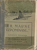: Eh, marné vzpomínání ..., 1927