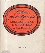 Tolstoj: Sbohem, piš častěji a víc, 1981