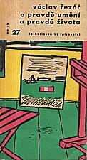 Řezáč: O pravdě umění a pravdě života, 1960