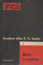 Šalda: Boje o zítřek, 1950