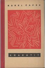 Čapek: Krakatit, 1948