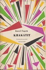 Čapek: Krakatit, 1957