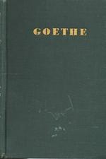 Goethe: Spříznění volbou, 1974