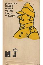 Hašek: Dobrý voják Švejk v zajetí, 1972
