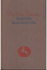Vančura: Rodina Horvatova, 1938