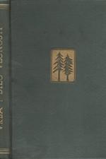 Vrba: Dílo věčnosti : Kniha přírodních próz ze Slovenska, 1935