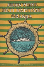 Verne: Děti kapitána Granta, 1954