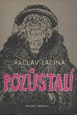 Lacina: Pozůstalí : [Povídky], 1956