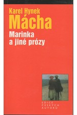 Mácha: Marinka a jiné prózy, 2002