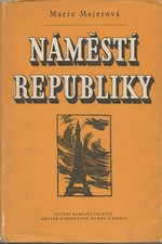 Majerová: Náměstí Republiky, 1954