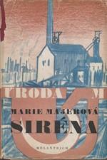 Majerová: Siréna, 1949